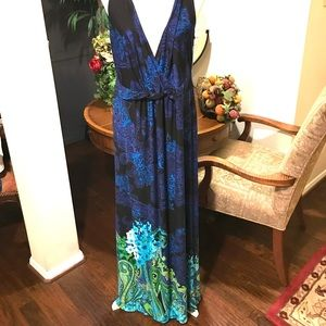 Sexy Full Length Sun Dress